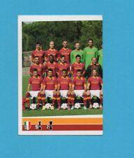 PANINI CALCIATORI 2012-2013-Figurina n.373- SQUADRA/TEAM-SX-ROMA -NEW