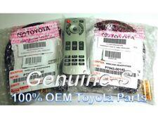 2017- 2019 Toyota Sienna Sequoia Car Entertainment (1) Remote & (2 )Headphones