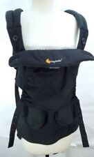 Ergobaby BC360ABLK Four Position 360 Ergonomic Baby Carrier Pure Black