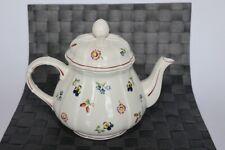 Teekanne 1,0l / Petite Fleur von Villeroy & Boch / Top Zustand, selten