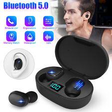 Wireless Sweatproof Earbuds Hands-free Headphones In Ear Headset Sport Earphones