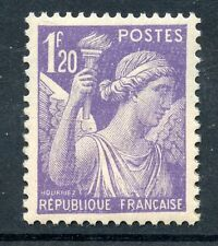 STAMP /  TIMBRE FRANCE NEUF N° 651 ** TYPE IRIS