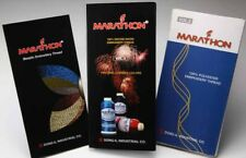 Marathon Viscose Rayon Embroidery machine thread: Colour Chart book