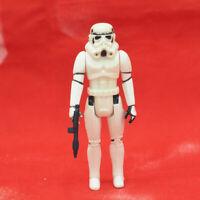 Vintage Star Wars Stormtrooper Action Figure w/ Weapon