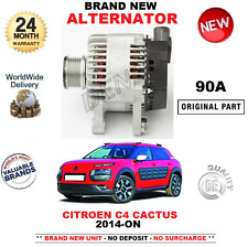 FOR CITROEN C4 CACTUS 1.2 VTi 75 82 THP 110 2014-ON BRAND NEW 90A ALTERNATOR