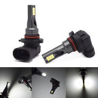 1Pair 12V 9005 LED Headlight HB3 60W 800LM FOG Bulbs 6000K Driving DRL Lamp top1