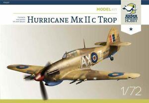 Hawker Hurricane Mk.IIc tropical - 1:72 scale Arma Hobby 70037