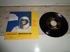 "Flexi Disc Pubblicitario Michelin ""Fantasia Romantica"" Mozarth Beethoven 45 giri"