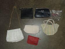 Whiting & Davis Mesh Handbag Purse Costume Jewelry Lot