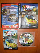 Nascar Racing 4 [PC CD-ROM] revista 'Computer Hoy Juegos' Ver. Española COMPLETO