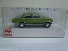 Busch 50511, Lada 1500 » LADA «, Green, H0 Car Finshed Model 1:87, Novelty 2014
