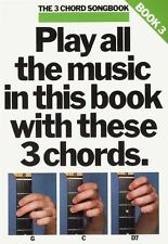 The 3 Chord Songbook Book 3 by Music Sales Ltd (Paperback, 2000)