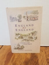 England My England A Treasury of All Things English Poetry Prose Gerry Hanson