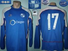 Matchworn Jersey Trikot Shirt Longsleeve MUIRHEVNA MOR FC JJB #17 Home Ireland