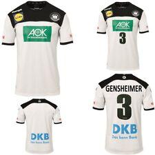Kempa Dhb Alemania Balonmano Camiseta Blanco WM 2019 También con Gensheimer Copo