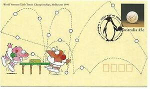 1994 Australia ⁛ World Veterans Table Tennis Championships 'Melbourne' - PSE