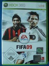 Xbox 360 Spiel FIFA 09 – wie neu