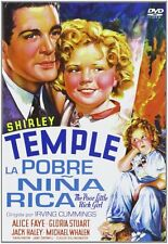 THE POOR LITTLE RICH GIRL (1936) **Dvd R2** Shirley Temple,