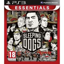 Sleeping DOGS Game (Essentials) PS3D0370