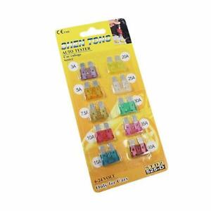 Multi Pack Car Fuse Only For Car Use 3A To 40A Electrical Components