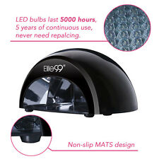 12W LED Nail Lamp Curing Dryer Light Manicure with Timers Elite99 UV Gel Polish