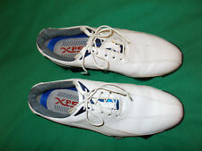FOOTJOY XPS -1 WHITE SIZE 8.5 M GOLF SHOES - VERY GOOD CONDITION!!