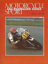 Motorcycle Sport 1980 - Ural 650 Moto Guzzi 850-T3 California Sanglas 500 S2 V5