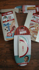 Cake Boss Decorating Tools Bundle Brand New Lot Of 4, Brand new