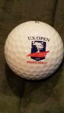 2019 Us Open Logo Golf Ball Pebble Beach