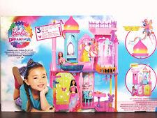 Mattel DPY39 Barbie Regenbogen Schloss Dreamtopia Prinzessinnen Schloss