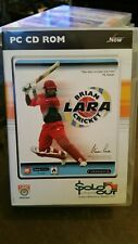 BRIAN LARA CRICKET  PC CD ROM COMPUTER GAME BY SOLD OUT SOFTWARE IVERY GOOD CON