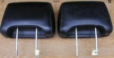 Very Good Condition 92-00 lexus SC400 SC300 OEM Factory BLACK LEATHER Headrest
