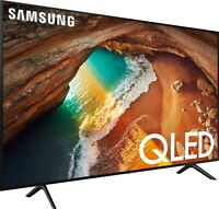 """Samsung Q60 SERIES 49"""" QLED 4K HDR SMART TV - For Parts Only-Damaged PLEASE READ"""