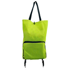 Lightweight Foldable Shopping Trolley Wheel Folding Bag Traval Cart Luggage HOT