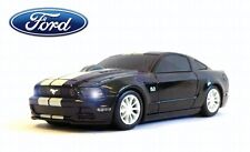 FORD Mustang GT Auto Wireless Mouse (Nero) Regalo Di Natale