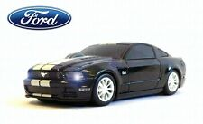 Ford Mustang GT Wireless Car Mouse Black -Officially Licensed - IDEAL MEN'S GIFT
