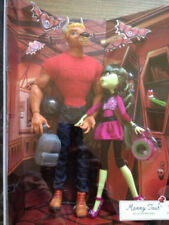 SDCC 2014 Monster High Exclusive Manny Taur & Iris Clops Set - NEW in Sealed Box