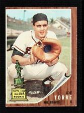 1962 Topps Joe Torre #218 Rookie HOF