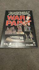 Pintura de guerra Vol.3 - 1993 por euro Militaire & Verlinden Publicaciones