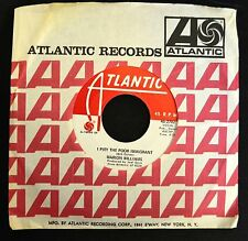 Marion Williams Atlantic DJ 2782 I Pity The Poor Immigrant and Come On People
