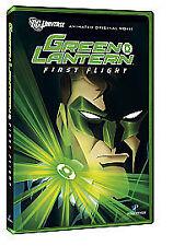 GREEN LANTERN - FIRST FLIGHT NEW DVD
