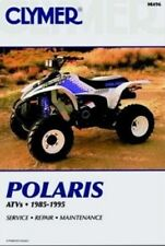 CLYMER SERVICE REPAIR MANUAL POLARIS XPLORER 300 400L 6X6 1995, 400 4X4 95
