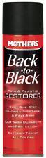 Mothers 06110 Back-to-Black Trim & Plastic Restorer - 10 oz.