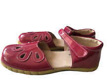 New LIVIE & LUCA Petal Shoes Petals Watermelon Red Youth 4