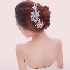 diadème Tiare Bandeau mariée épingle à cheveux . accessoires Mariage Soirée.