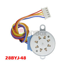 28BYJ-48 27mm Valve Gear Stepper Motor DC 5V 4 Phase Step Motor module Arduino