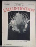 Revista Dibujada L Semanal Ilustración N º 4923 Malespine 1937 ABE
