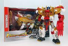 Japan Rare Transformers Legends LG41 Leo Prime Action Figure Triplechanger