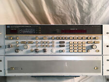 Hpagilent 8673d Synthesized Signal Generator 50mhz 26ghz