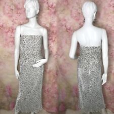 KAREN MILLER NEW YORK PARTY DRESS SIZE UK 10   - # ( VX36 )